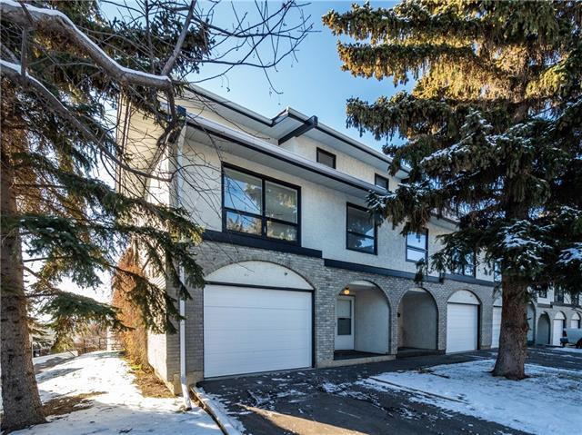 5400 Dalhousie Drive NW #1, Calgary, AB T3A 2B4 (#C4214395) :: Tonkinson Real Estate Team