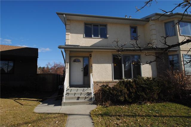 3516 2 Avenue SW, Calgary, AB T3C 0A1 (#C4214429) :: Tonkinson Real Estate Team