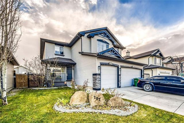 287 Springmere Link, Chestermere, AB T1X 1P1 (#C4214431) :: Calgary Homefinders