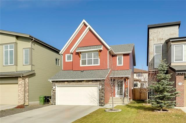 344 Walden Square SE, Calgary, AB T2X 0T8 (#C4214476) :: Your Calgary Real Estate