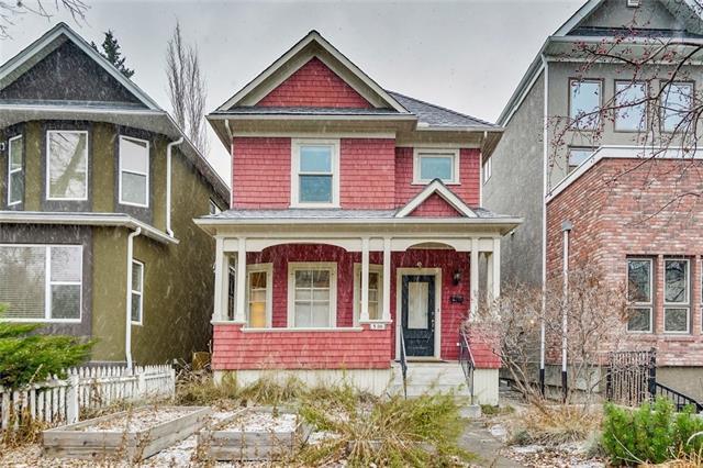 530 23 Avenue SW, Calgary, AB T2S 0J5 (#C4214484) :: Calgary Homefinders