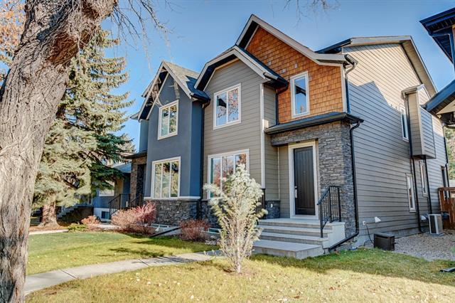 620 36 Street SW, Calgary, AB T3C 1P9 (#C4214490) :: Tonkinson Real Estate Team