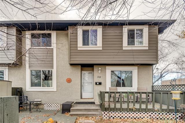 4936 Dalton Drive NW #58, Calgary, AB T3G 3S1 (#C4214495) :: Tonkinson Real Estate Team