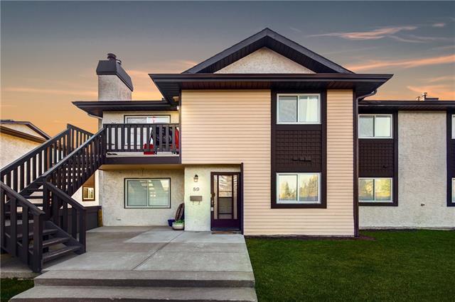 89 Cedar Springs Gardens SW, Calgary, AB T2W 5J9 (#C4214506) :: Calgary Homefinders