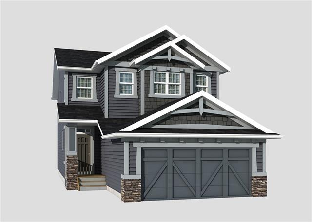 27 Heritage Heights, Cochrane, AB T4C 2R4 (#C4214509) :: The Cliff Stevenson Group