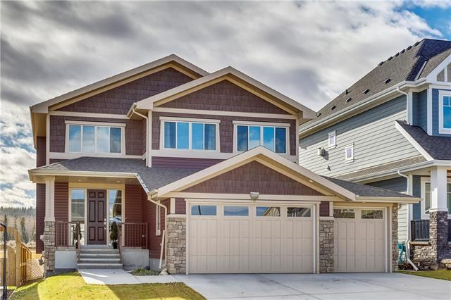 103 Jumping Pound Terrace, Cochrane, AB T4C 0K6 (#C4214514) :: Your Calgary Real Estate