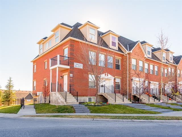 43 Springborough Boulevard SW #7, Calgary, AB T3H 5V8 (#C4214516) :: Tonkinson Real Estate Team