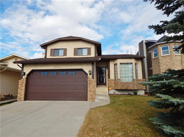 444 Hawkhill Place NW, Calgary, AB T3G 3H7 (#C4214538) :: Twin Lane Real Estate