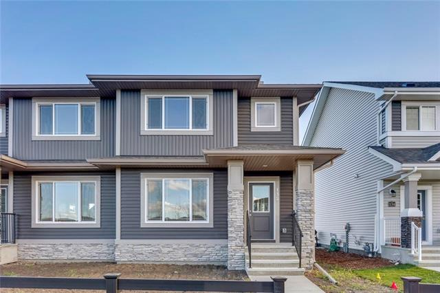 132 Heartland Boulevard, Cochrane, AB T4C 2P8 (#C4214548) :: Twin Lane Real Estate