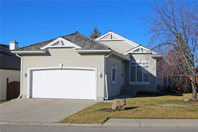 103 Rocky Ridge Bay NW, Calgary, AB T3G 4E6 (#C4214559) :: Twin Lane Real Estate