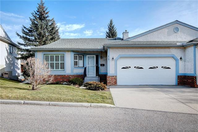 19 Norquay Heights NW, Calgary, AB T2K 6H4 (#C4214570) :: Tonkinson Real Estate Team