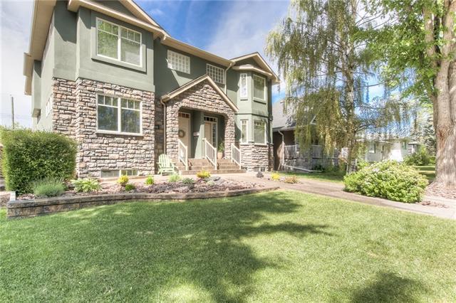 2345 22 Street NW, Calgary, AB T2M 3W5 (#C4214576) :: Tonkinson Real Estate Team