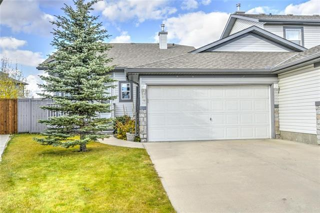 58 Canoe Square SW, Airdrie, AB T2B 2N4 (#C4214608) :: Tonkinson Real Estate Team