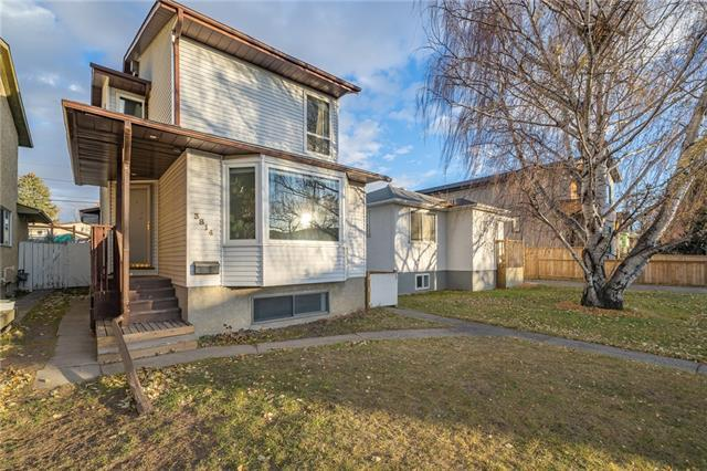3814 3 Street NW, Calgary, AB T2K 0Z7 (#C4214609) :: Your Calgary Real Estate