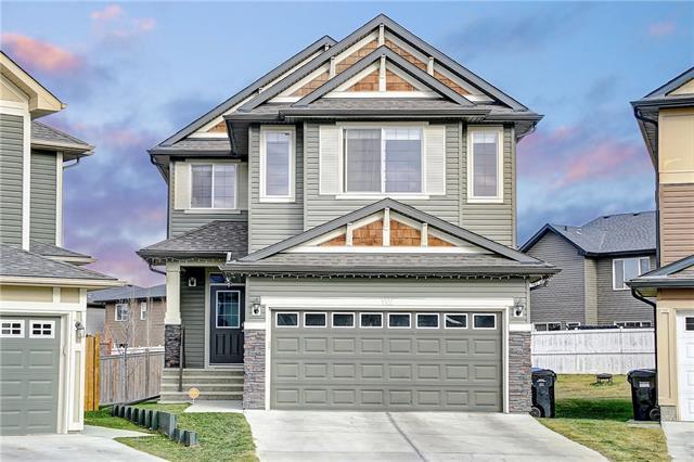 112 Evansridge Close NW, Calgary, AB  (#C4214612) :: Tonkinson Real Estate Team