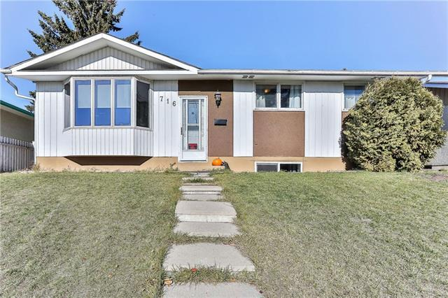 716 Avonlea Place SE, Calgary, AB T2W 1W3 (#C4214622) :: Twin Lane Real Estate