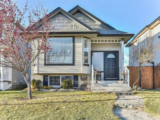 206 Citadel Mesa Close NW, Calgary, AB T3G 5K9 (#C4214627) :: Your Calgary Real Estate