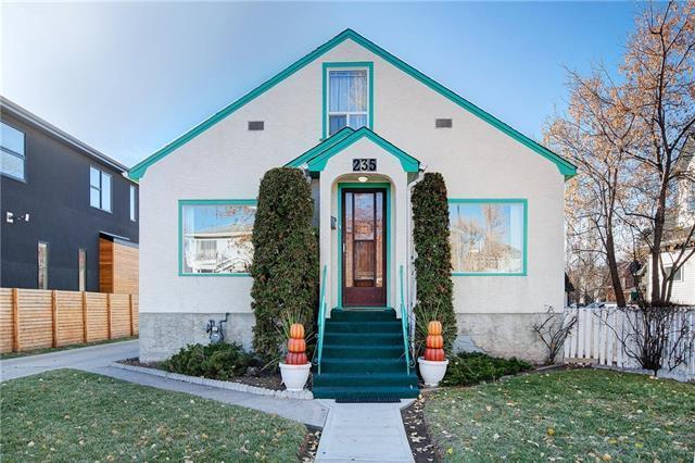 235 15 Avenue NW, Calgary, AB T2M 0H1 (#C4214644) :: Your Calgary Real Estate