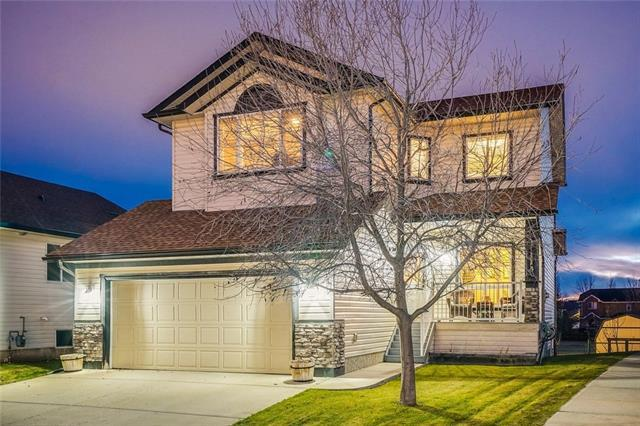 113 Cove Court, Chestermere, AB T1X 1J4 (#C4214654) :: Your Calgary Real Estate