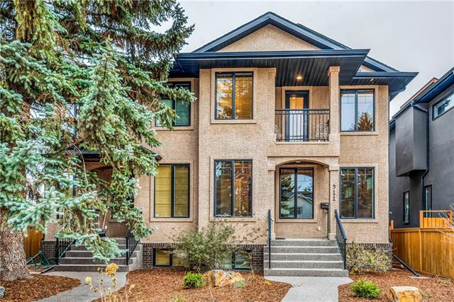 911 21 Avenue NW, Calgary, AB T2M 1K7 (#C4214662) :: Your Calgary Real Estate