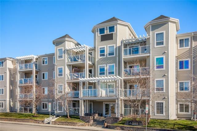 270 Shawville Way SE #110, Calgary, AB T2Y 3Z7 (#C4214682) :: Your Calgary Real Estate