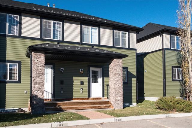 140 Sagewood Boulevard SW #1508, Airdrie, AB T4B 3H5 (#C4214700) :: Calgary Homefinders