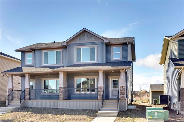 50 Willow Mews, Cochrane, AB T4C 2N3 (#C4214711) :: Your Calgary Real Estate