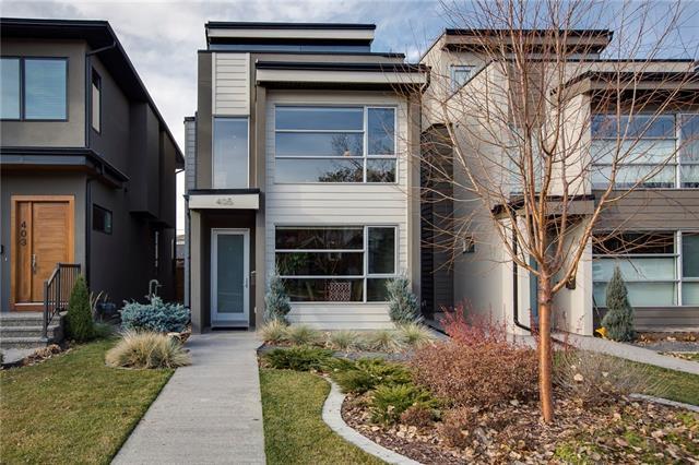 405 16 Street NW, Calgary, AB T2N 2C2 (#C4214719) :: Tonkinson Real Estate Team