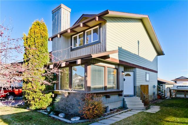 49 Macewan Glen Close NW, Calgary, AB T3K 2C2 (#C4214733) :: Calgary Homefinders