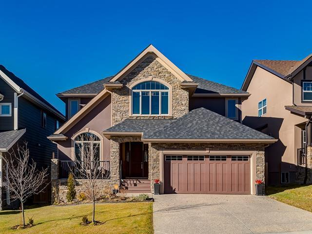 9 Rockford Terrace NW, Calgary, AB T3G 0C9 (#C4214754) :: Twin Lane Real Estate