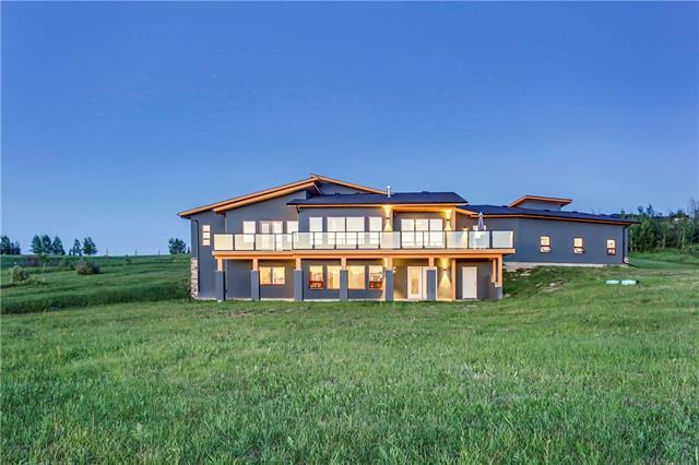 23 Red Willow Crescent W, Rural Foothills M.D., AB T1S 3J7 (#C4214762) :: Tonkinson Real Estate Team