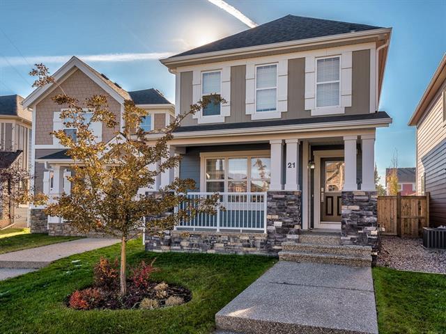 21 West Coach Place SW, Calgary, AB T3H 0M7 (#C4214781) :: Tonkinson Real Estate Team