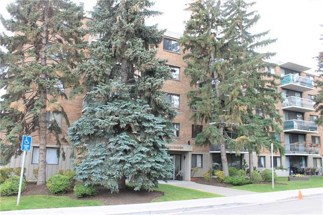 521 57 Avenue SW #504, Calgary, AB T2B 4N5 (#C4214805) :: Tonkinson Real Estate Team