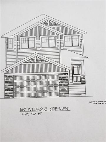 160 Wildrose Crescent, Strathmore, AB T1P 0C9 (#C4214826) :: Your Calgary Real Estate