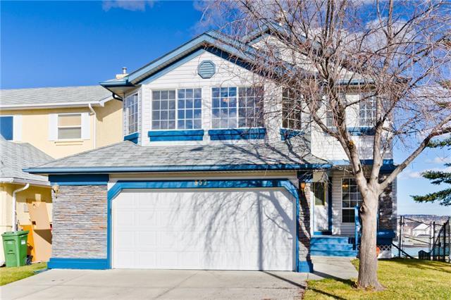 352 Hidden Ranch Circle NW, Calgary, AB T3A 5R3 (#C4214849) :: Calgary Homefinders