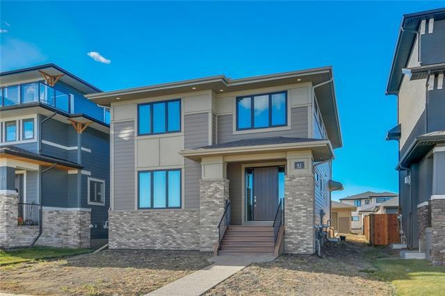 41 Cattail Run, Rural Rocky View County, AB T3Z 0C9 (#C4214873) :: Tonkinson Real Estate Team