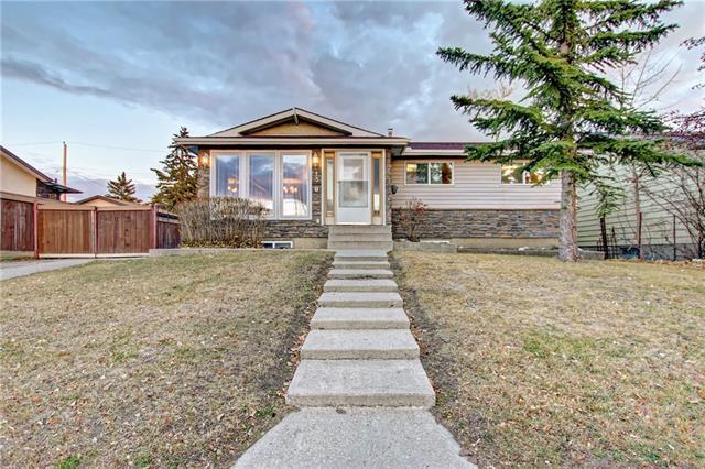 158 Manora Drive NE, Calgary, AB T2A 4P6 (#C4214876) :: Your Calgary Real Estate