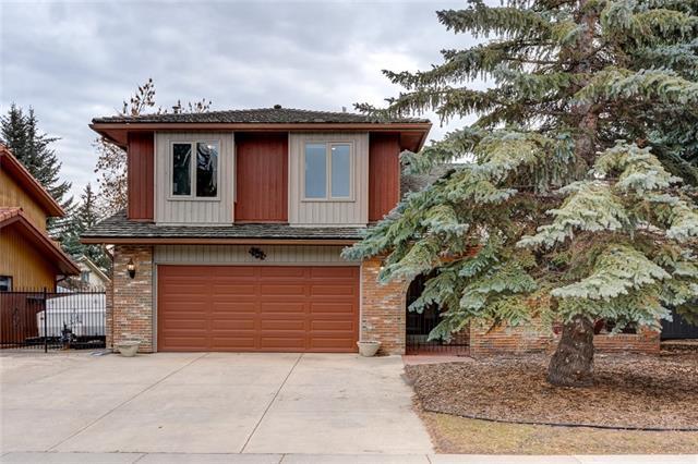 151 Oakmount Road SW, Calgary, AB  (#C4214881) :: The Cliff Stevenson Group
