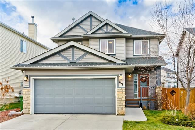 358 Sagewood Drive SW, Airdrie, AB T4B 3N2 (#C4214893) :: The Cliff Stevenson Group