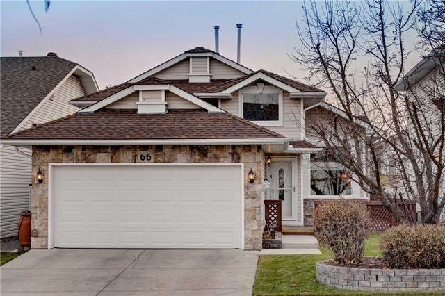 66 Citadel Gardens NW, Calgary, AB T3G 3X5 (#C4214898) :: Calgary Homefinders