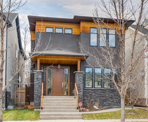 4643 Quentin Street SW, Calgary, AB T2T 6J1 (#C4214899) :: Redline Real Estate Group Inc