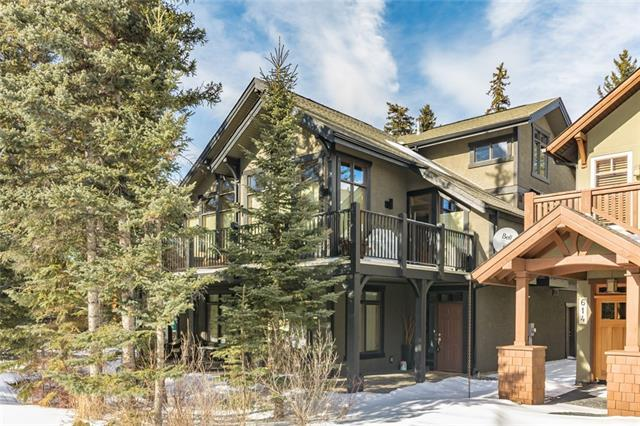 1st Street, Canmore, AB T1W 2L2 (#C4214920) :: Canmore & Banff
