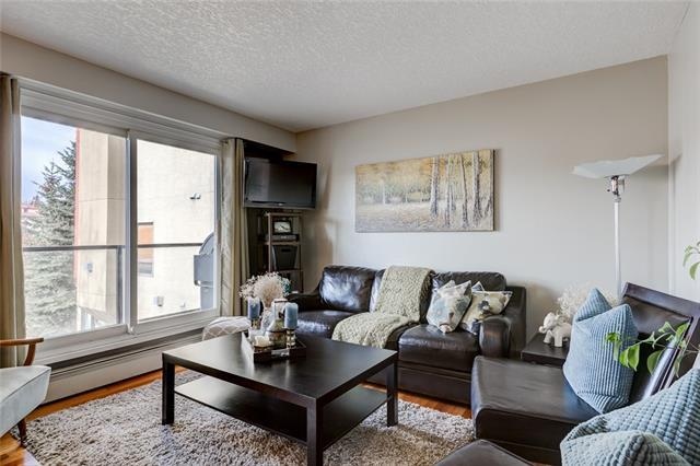 2308 17B Street SW #302, Calgary, AB T2T 4S8 (#C4214927) :: Your Calgary Real Estate