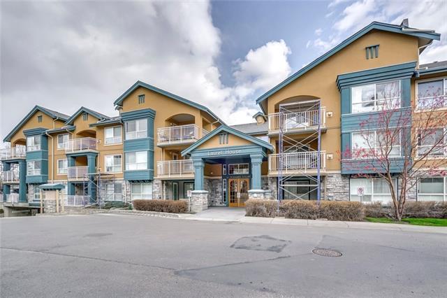 30 Richard Court SW #124, Calgary, AB T3E 7N2 (#C4214929) :: Tonkinson Real Estate Team