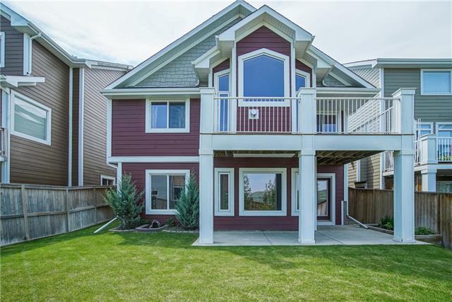 258 Ridge View Green, Cochrane, AB T4C 0H8 (#C4214944) :: Canmore & Banff