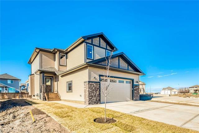 204 Wildrose Crescent, Strathmore, AB T1P 0H1 (#C4214965) :: Your Calgary Real Estate