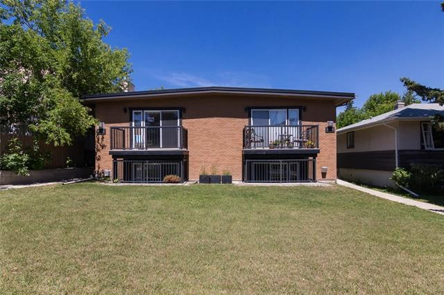 2036 27 Avenue SW #1, Calgary, AB T2T 1H5 (#C4214973) :: Tonkinson Real Estate Team