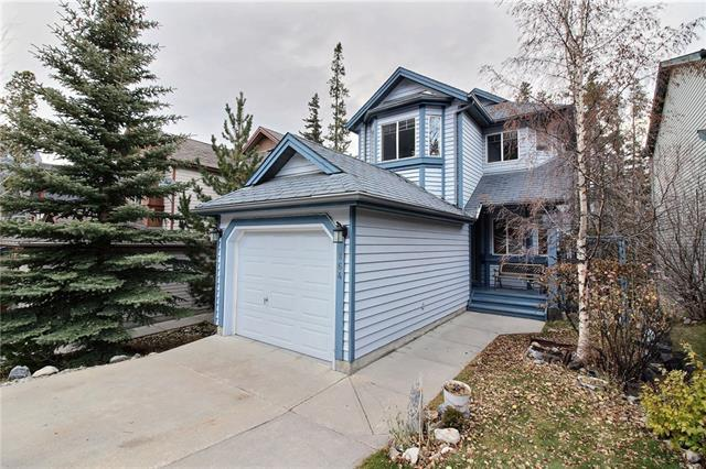 864 Lawrence Grassi Ridge, Canmore, AB T1W 2Y6 (#C4214981) :: Calgary Homefinders
