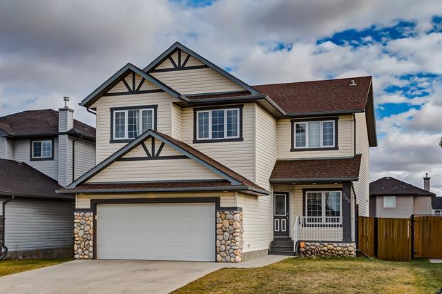 245 Springmere Way, Chestermere, AB T1X 1P2 (#C4214982) :: Calgary Homefinders