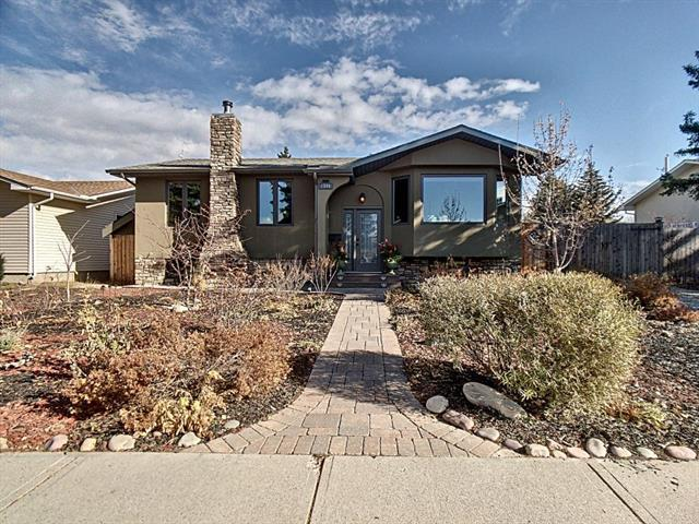 1344 Southdale Crescent SW, Calgary, AB T2W 1W2 (#C4214993) :: Tonkinson Real Estate Team